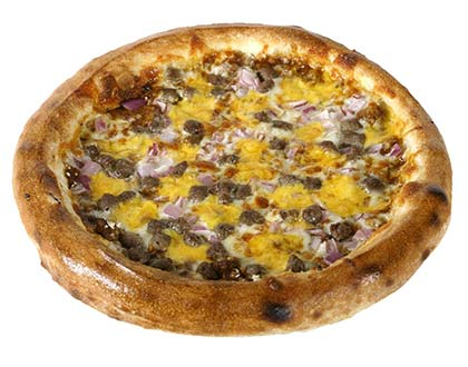 Chili Con Carne Pizza