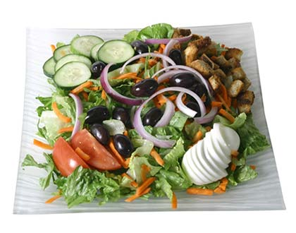 Catering - Fresh Vegetable Salad