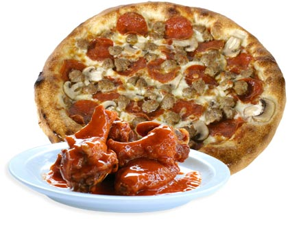 Special - Pizza & Wing Deal $29.99