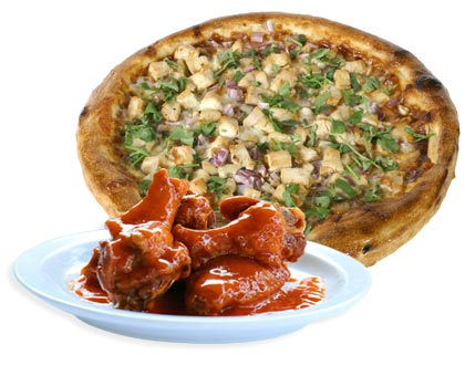 Special - Pizza & Wing Deal $21.99