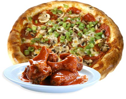 Special - Pizza & Wing Deal $35.99