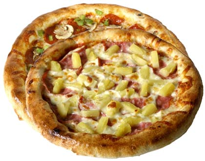 Special - 2 Large 2 Topping Pizzas $27.99