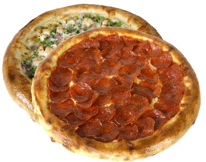 Special - 2 Medium 2 Topping Pizzas $23.99